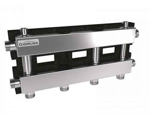 MKSS-60-3D.EPP (до 60 кВт, магистраль G 25мм, 2+1 контура G 25мм, EPP-термоизоляция, кронштейны K.UF)