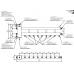 Балансировочный коллектор BM-150-5D (до 150 кВт, на 5 контуров)